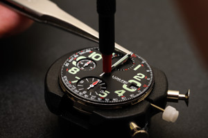Lum-Tec watches are assembled in USA
