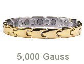 5,000 Gauss Super Strong Magnetic Bracelets