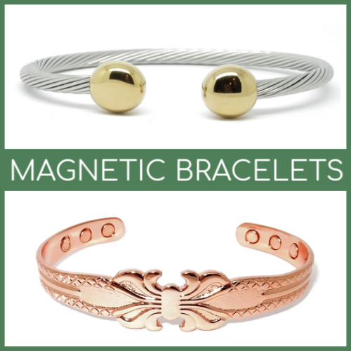 Magnetic Bracelets at BillyTheTree