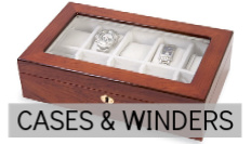 Watches Cases and Winders