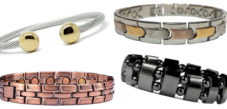 Types of Magnetic Bracelets on BillyTheTree.com - Part of our Magnetic Bracelet Guide