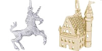 Fantasies and Fairytales Rembrandt Charms