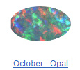Opal birthstone jewelry at BillyTheTree Jewelry