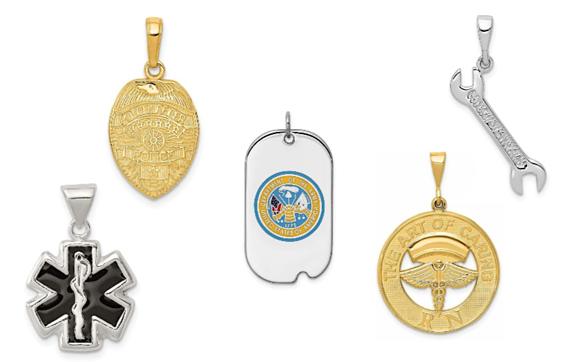Occupation Pendants