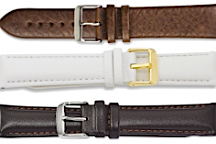 Classic Style Leather Watch Bands