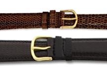 Genuine Lizard Leather Watch Bands