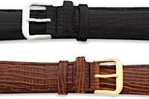 Snake Style Leather Watch Bands