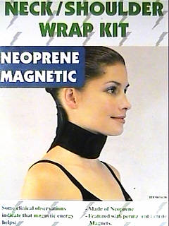 Magnetic Neck and Shoulder Wrap