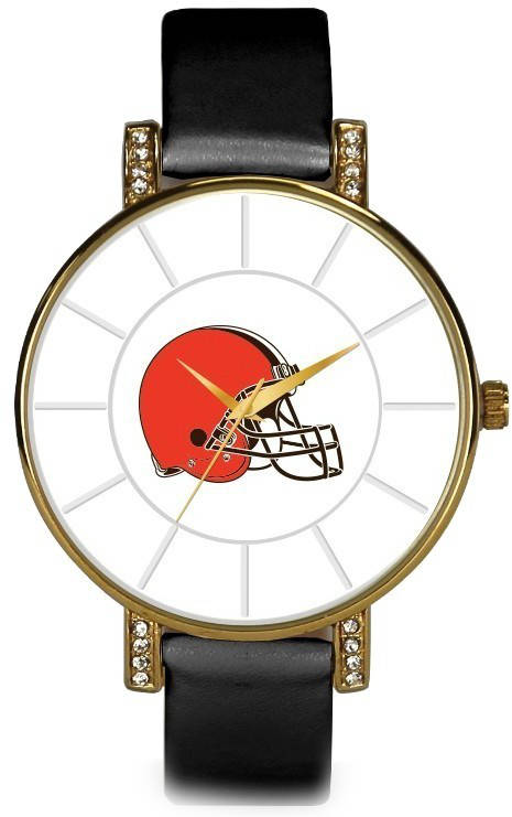 NFL Cleveland Browns Lunar Watch by Rico Industries