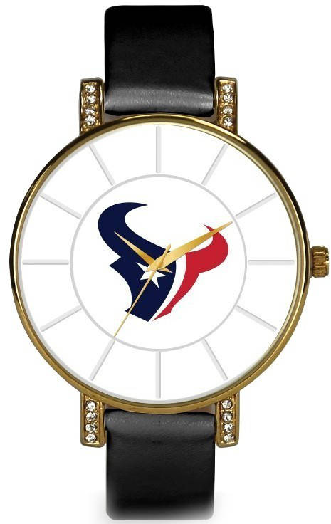 NFL Houston Texans Lunar Watch by Rico Industries
