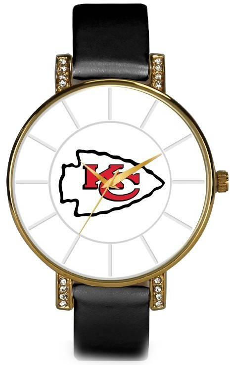 NFL Kansas City Chiefs Lunar Watch by Rico Industries