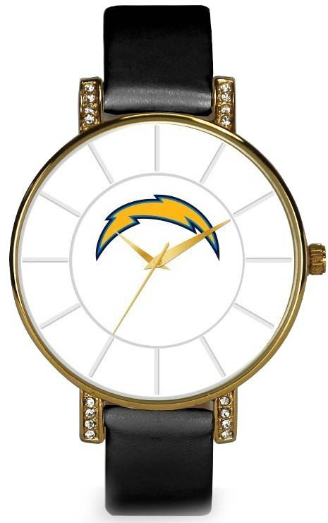 NFL Los Angeles Chargers Lunar Watch by Rico Industries