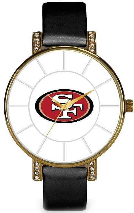 NFL San Francisco 49ers Lunar Watch by Rico Industries