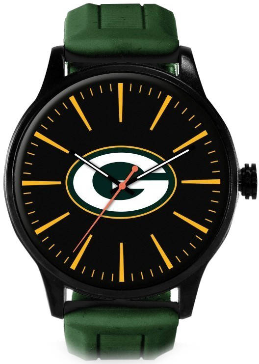 NFL Green Bay Packers Cheer Watch by Rico Industries