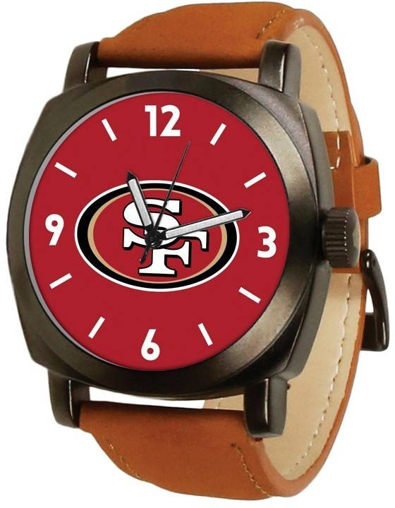 NFL San Francisco 49ers Knight Watch by Rico Industries