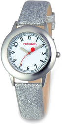 Red Balloon Kids Silver Strap Tween Watch
