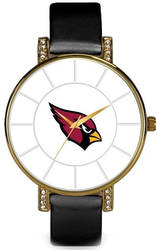 NFL Arizona Cardinals Lunar Watch by Rico Industries