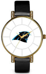 NFL Carolina Panthers Lunar Watch by Rico Industries