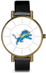 NFL Detroit Lions Lunar Watch by Rico Industries