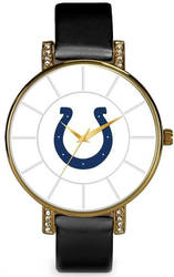 NFL Indianapolis Colts Lunar Watch by Rico Industries