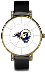 NFL Los Angeles Rams Lunar Watch by Rico Industries