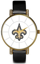 NFL New Orleans Saints Lunar Watch by Rico Industries