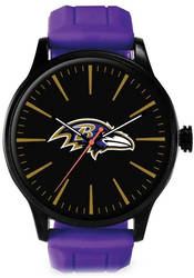 NFL Baltimore Ravens Cheer Watch by Rico Industries