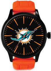 NFL Miami Dolphins Cheer Watch by Rico Industries