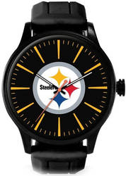 NFL Pittsburgh Steelers Cheer Watch by Rico Industries
