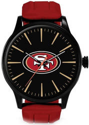 NFL San Francisco 49ers Cheer Watch by Rico Industries