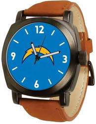 NFL Los Angeles Chargers Knight Watch by Rico Industries