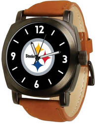 NFL Pittsburgh Steelers Knight Watch by Rico Industries