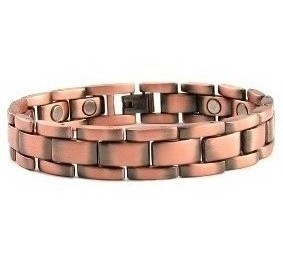 Tiger Copper - Magnetic Therapy Bracelet or Anklet (MBC-111)