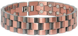 Copper Treads - SOLID Copper Magnetic Link Therapy Bracelet - New!