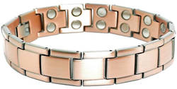 Guidance - SOLID Copper Magnetic Link Therapy Bracelet - New!