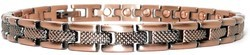 Copper Fine Line - Magnetic Therapy Bracelet or Anklet (CL-11)