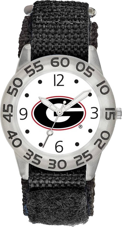 LogoArt University of Georgia Childs Fan Watch