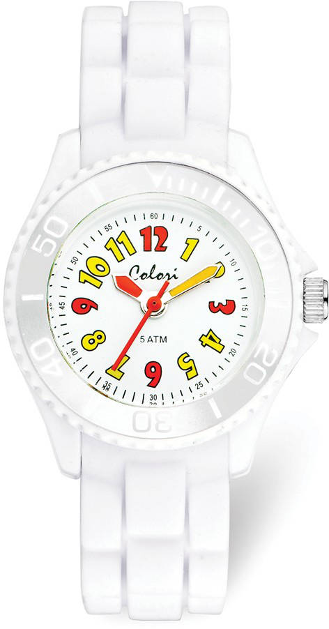 Colori Kids White Colorful Watch