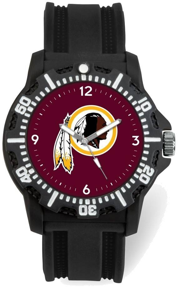 NFL Washington Redskins Model Three Watch by Rico Industries