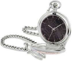 Marvel Spider-man Web Pocket Watch