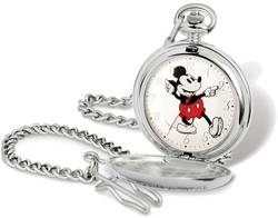 Disney Mickey Mouse Pocket Watch