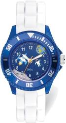 Colori Kids White/Blue Rocket Watch
