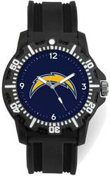 NFL Los Angeles Chargers Model Three Watch by Rico Industries