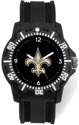 NFL New Orleans Saints Model Three Watch by Rico Industries