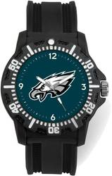 NFL Philadelphia Eagles Model Three Watch by Rico Industries