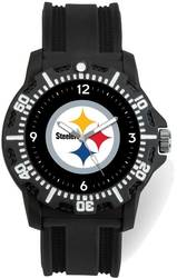 NFL Pittsburgh Steelers Model Three Watch by Rico Industries