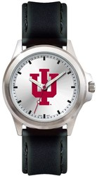 Indiana University Fantom Mens Watch by LogoArt
