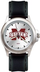 Mississippi State University Fantom Mens Watch by LogoArt