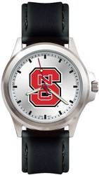 North Carolina State Fantom Mens Sport Watch by LogoArt