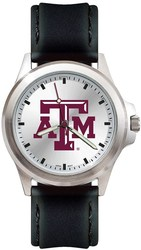 Texas A&M University Fantom Mens Sport Watch by LogoArt